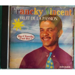ALBUM 1 CD FRANCKY VINCENT...