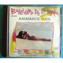 ALBUM 1 CD BOULEVARD DE LA...