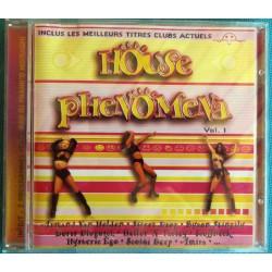 ALBUM 1 CD HOUSE PHENOMENA...