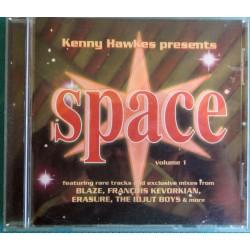 """ALBUM 1 CD KENNY HAWKES """"..."""