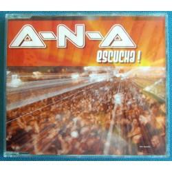 ESCUCHA - ANA (MAXI SINGLE)...