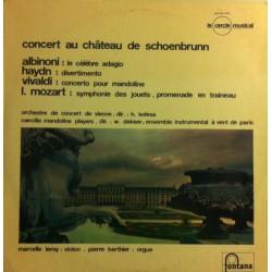 Albinoni Haydn Vivaldi  L....