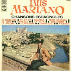 Luis Mariano  Chansons...