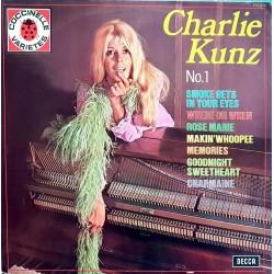 CHARLIE KUNZ N°1