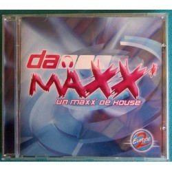 ALBUM 1 CD DA MAXX UN MAXX'...