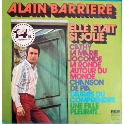 Alain Barriere – Elle...