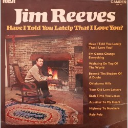 Jim Reeves – Have I Told...