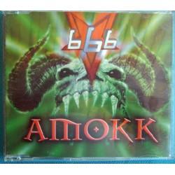 AMOKK - 666 (MAXI SINGLE)...