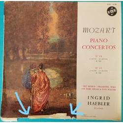 MOZART PIANO CONCERTOS N°...