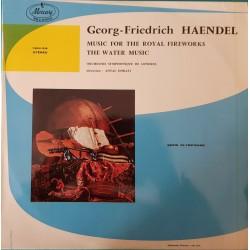 HAENDEL MUSIC FOR THE ROYAL...