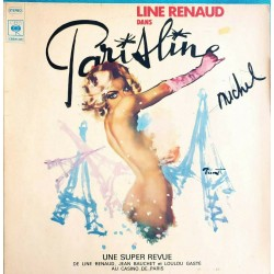 Line Renaud  Parisline