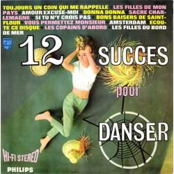 12 Succès Pour Danser