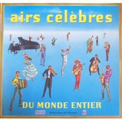 Airs Célèbres Du Monde...
