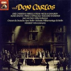 Verdi José Carreras Herbert...