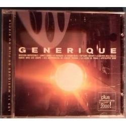 CD GENERIQUE Ref 1086