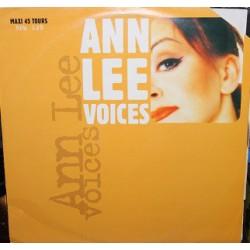 Ann Lee  Voices