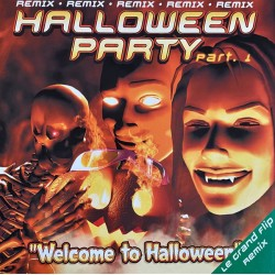 Halloween Party Welcome To...