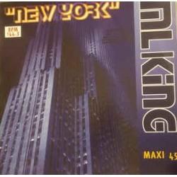 M.L. King  New York