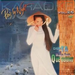 Laser disc Paris by night...