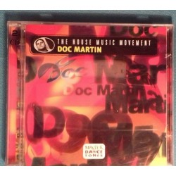 2 CD DOC MARTIN THE HOUSE...