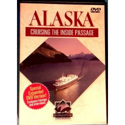 DVD ALASKA CRUISING THE...