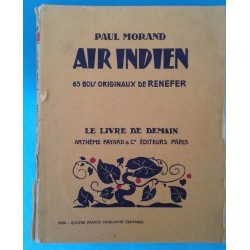 AIR INDIEN PAUL MORAND LE...